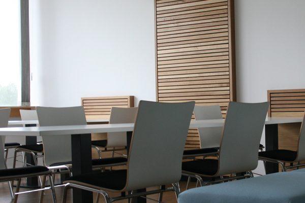Cafeteria-Stuhl K-Mensana