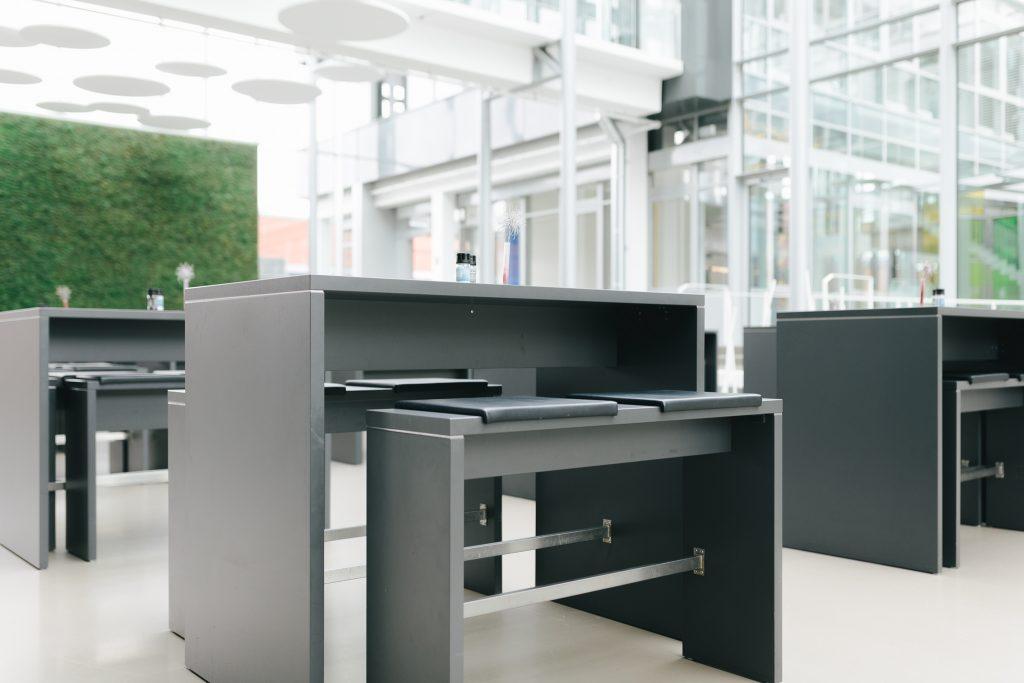 Büromöbel-kühnle'waiko-Aufenthaltsbereich