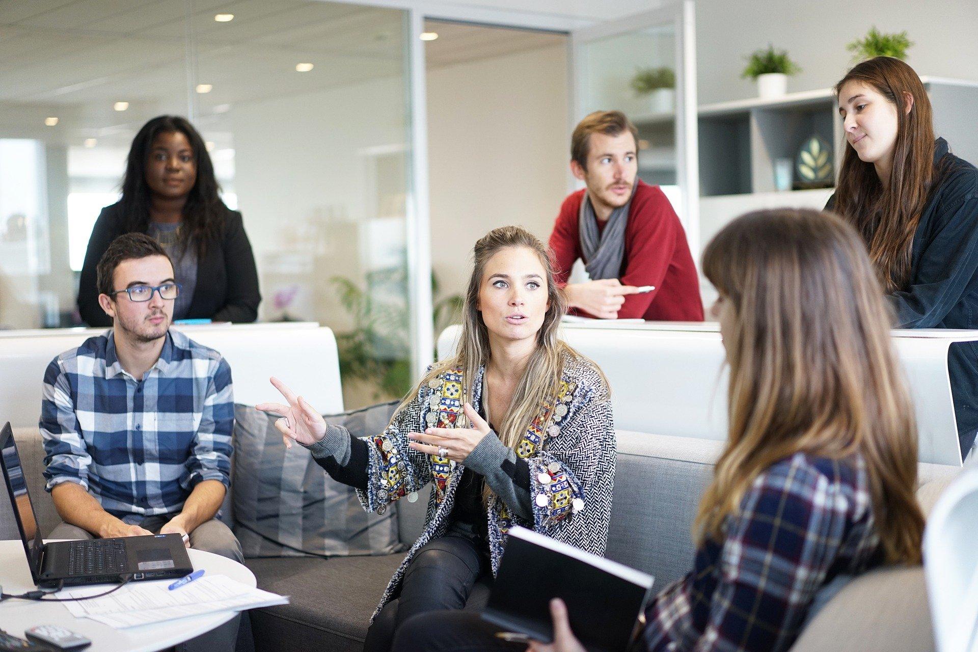 Bürokultur gestalten